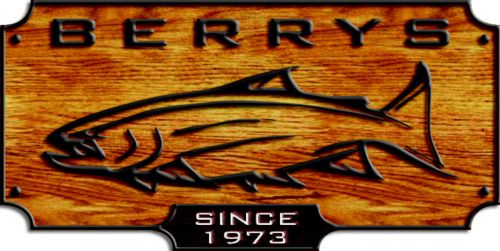 Logo for Berry's Bait & Tackle Ltd