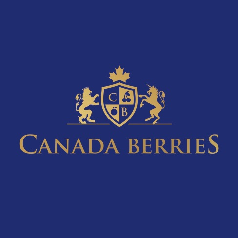 Logo for Canada Berries