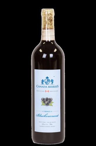 Princess Blackcurrant Wine 750ml