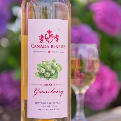 Gooseberry Wine 750ml