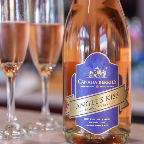 Image 1 for Angel's Kiss Sparkling Wine 750ml