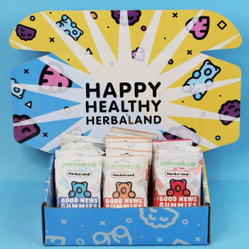Herbaland Clean Candy Box