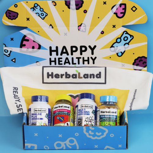 Herbaland Healthy Family Box