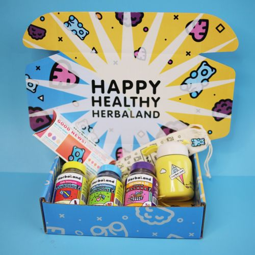 Herbaland Healthy Kids Box