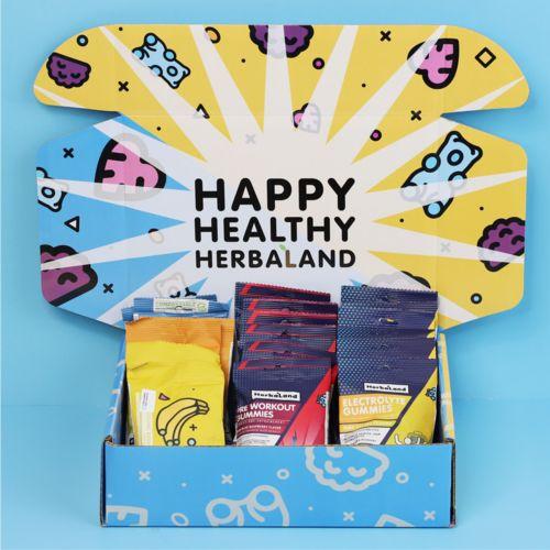 Herbaland Fit Box