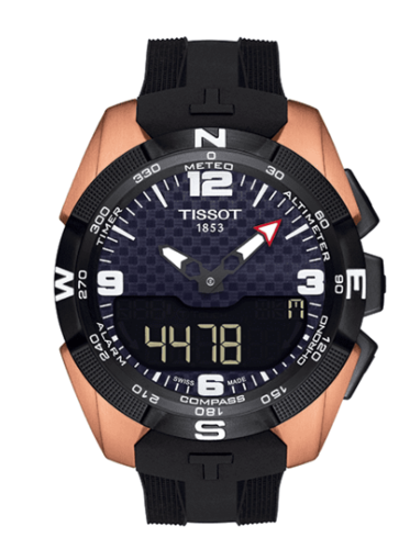 Image 1 for Tissot T-Touch Expert Solar NBA Special Edition