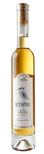 Case of the Riesling Chardonnay Icewine - Double Gold Medals (2 bottles)