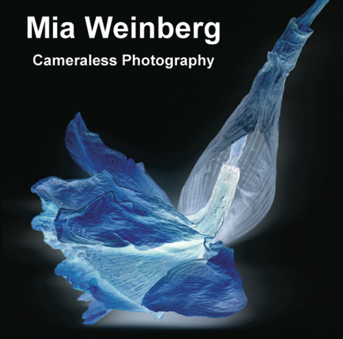 Logo for Mia Weinberg Cameraless Photography