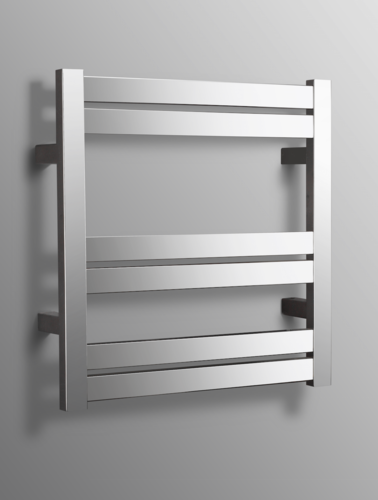 6-Bar Heated Towel Bar