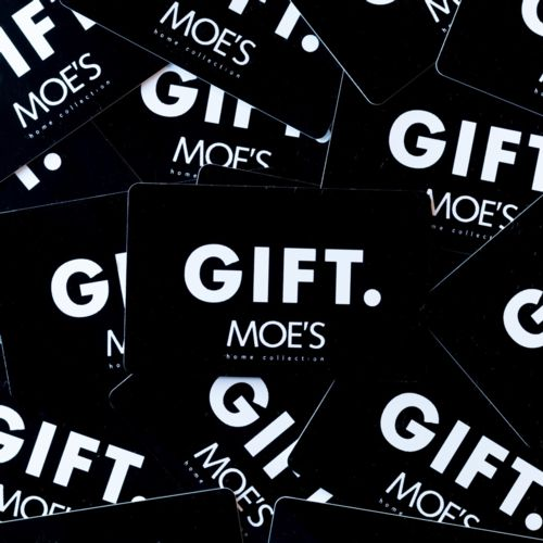 MOE'S HOME COLLECTION GIFT CARD