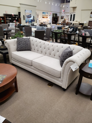 Image for Tufted Sofa