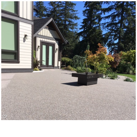 Rubber Surfacing for Driveways, Patios, PoolDecks and more!