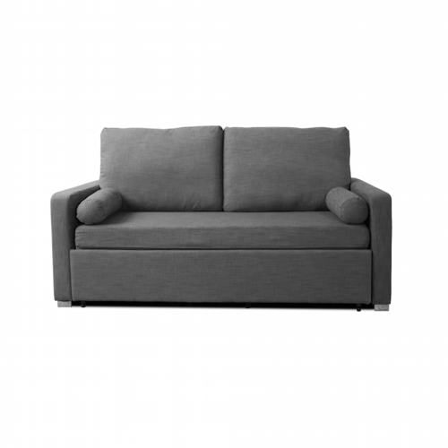 Image 2 for Harmony Queen Sofa Bed - Grey